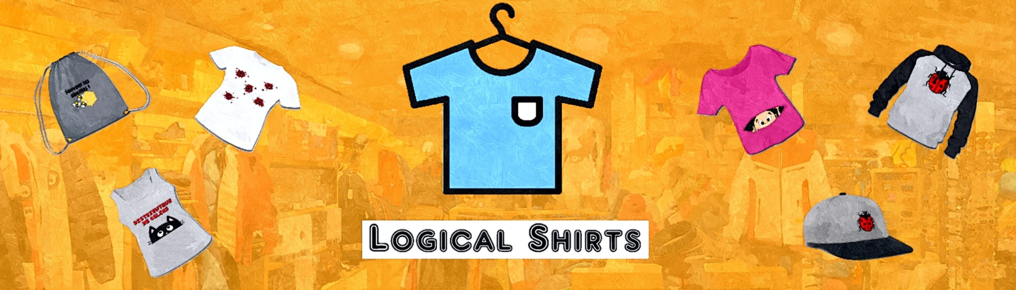 Galerie - Logical Shirts