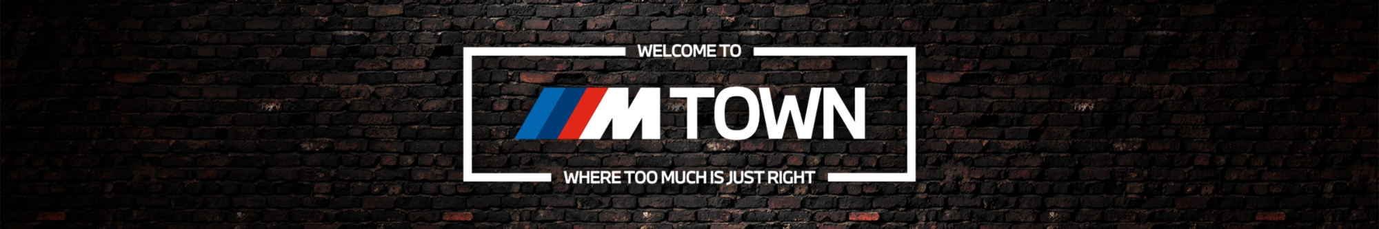 Showroom - BMW M Town