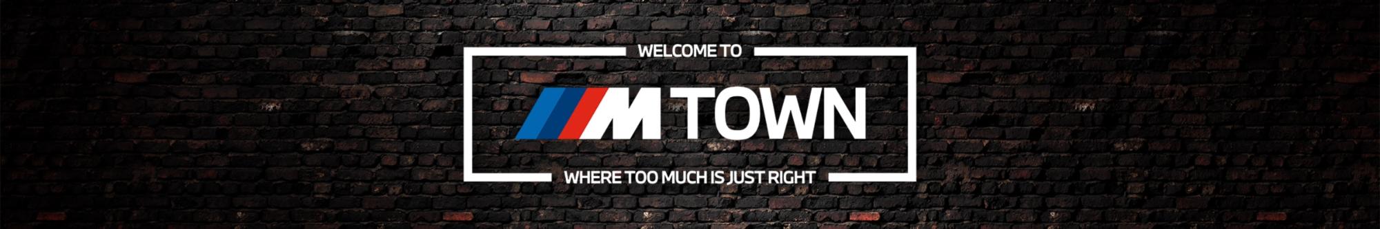 Showroom - BMW M Town