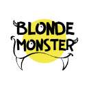 Blonde Monster Design