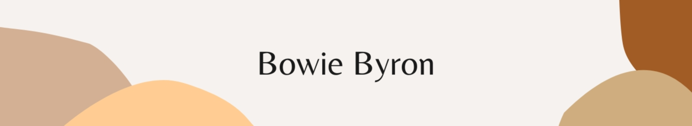 Showroom - Bowie Byron