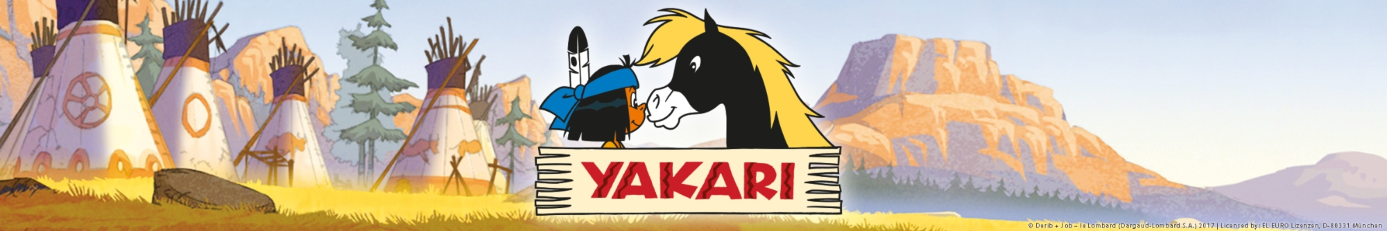 Showroom - Yakari