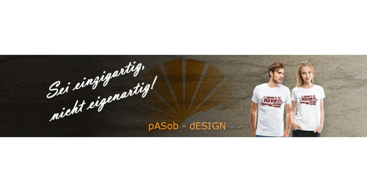 pASob Designs online entdecken | Spreadshirt