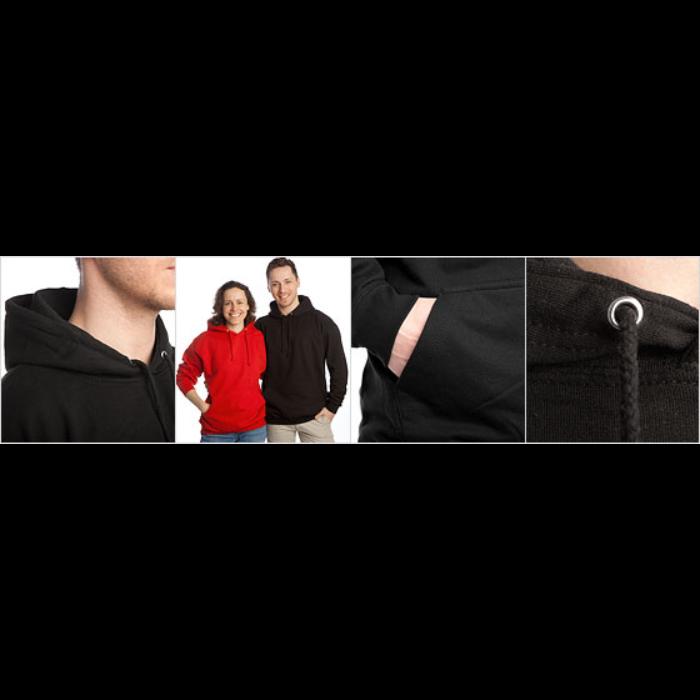 Hættetrøje unisex