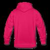 WPS METALIC - Sweat-shirt à capuche unisexe
