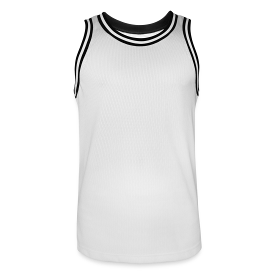 Herre basketball-trikot