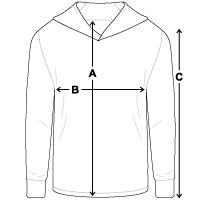 Unisex Tri-Blend Hoodie-Shirt