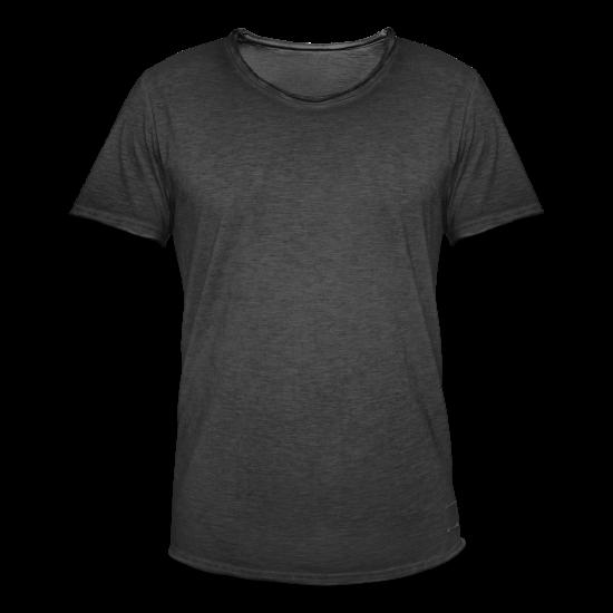 ec2a39f3 Vintage-T-skjorte for menn med eget design/trykk - Lag din egen t ...