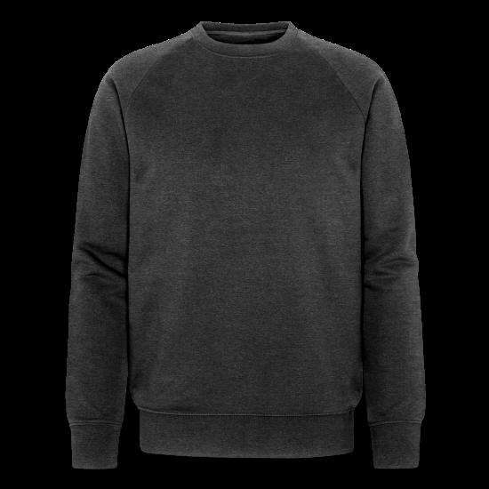 Økologisk sweatshirt til herrer