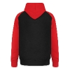 Tall and Dark and Handsome - Unisex baseball hoodie