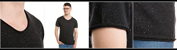 Neppy-T-skjorte for menn
