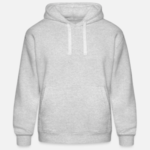 Men's Hooded Sweater by Russell