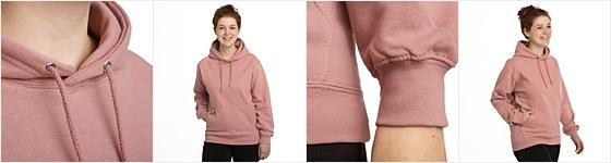 Tip: vergelijk lengte en breedte met een beschikbaar kledingstuk.