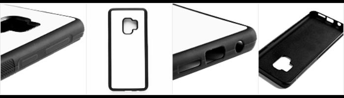 Samsung Galaxy S9 elastisk case