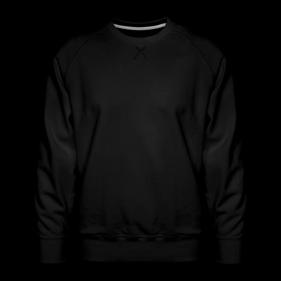Herre premium sweatshirt