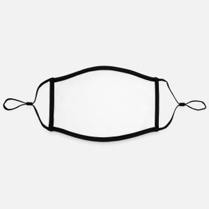 Contrast mask, adjustable (large)
