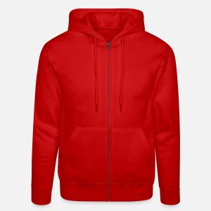 Unisex Hooded Sweat Jacket