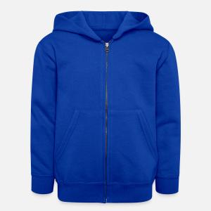Kids' Classic Hooded Sweat Jacket