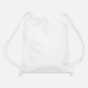 Organic Premium Cotton Gym Bag