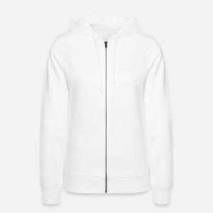 Organic Zipped Hooded Jacket Women