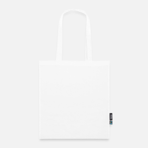 Organic Shopping Bag with long Handles