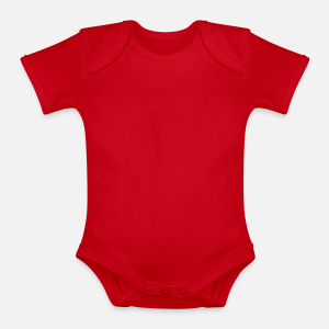 Baby Organic Bodysuit Short Sleeve