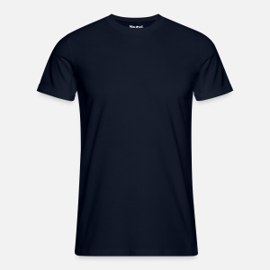 Men's Organic T-Shirt with Rolled Sleeves