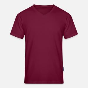 Men's Organic V-Neck T-Shirt