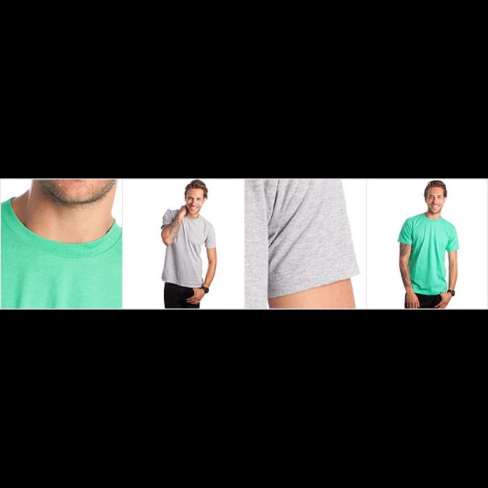 T-skjorte for menn fra American Apparel