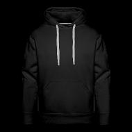 Pullover & Hoodies ~ Männer Premium Kapuzenpullover ~ LZ Hoodie Back in Black