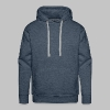 Team Blue - Mystic - Men's Premium Hoodie