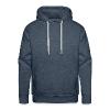 Devenir Acteur - Sweat-shirt à capuche Premium pour hommes
