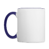 Play and Gold Mug - Tasse bicolore