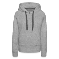 Pullover & Hoodies ~ Frauen Premium Kapuzenpullover ~ LadiesNerd – Schläfes Schwester