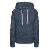 Cleaner of the Trails Hoodie Girls - Frauen Premium Hoodie