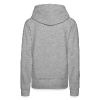 Logo D Blue DomesSport - Frauen Premium Hoodie