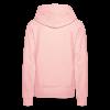 WPS METALIC - Sweat-shirt à capuche Premium pour femmes