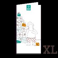 Chèque-cadeaux ~ Chèque-cadeau Poste 100 € ~ Chèque cadeau