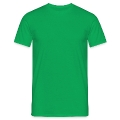 Ireland Flag Ripped Muscles, six pack, chest t-shirt Men's T-Shirt
