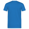 New 2016 logo Blue - Men's T-Shirt