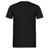 Black Sound of Play round logo - Men's T-Shirt