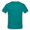 Leaether Strip - Logo : T-Shirt - green - Men's T-Shirt