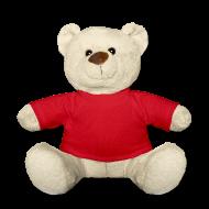 Mjukdjur ~ Nallebjörn ~ teddybjörn