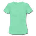 Sheep on the beach Women's T-Shirt