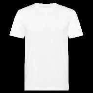 T-Shirts ~ Männer Bio-T-Shirt ~ Der Klassiker... dkadent weiß