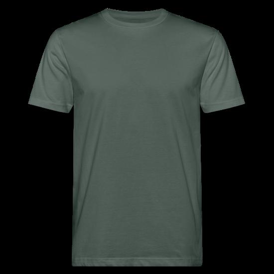 Økologisk T-skjorte for menn