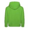 Kleeblatt Lucky Schildkröten Kapuzenpullover - Kinder Premium Hoodie