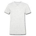 Basketball Man Men's V-Neck T-Shirt