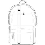 Size chart - Backpack