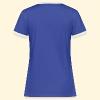 La princesse aux lanternes - T-shirt contrasté Femme